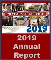 2018 Annual Report Graphic Button